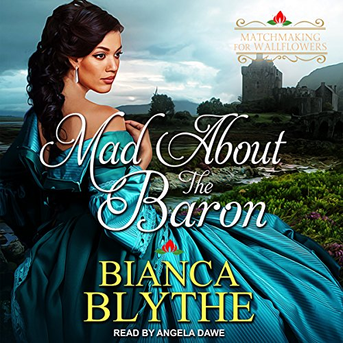 Mad About the Baron audiobook cover art