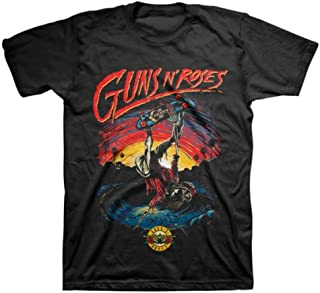 GUNS N ROSES ガンズアンドローゼズ SKATE/Tシャツ/メンズ 【公式/オフィシャル】