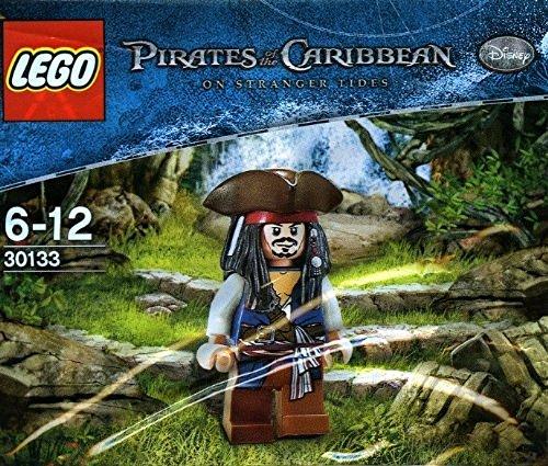 LEGO Disney Pirates of the Caribbean 30133 Jack Sparrow