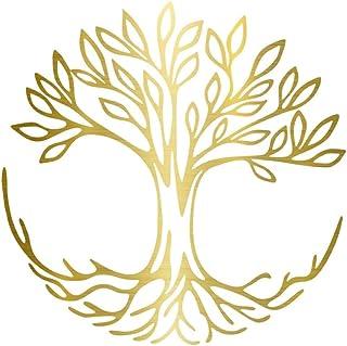 Dalxsh Baum Des Lebens Wandtattoos Wohnkultur Wohnzimmer Vin