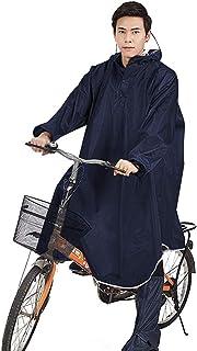 レインコート Hoomoi レインポンチョ 雨具 ポンチョ 完全防水 防汚 防風 耐久性 快適 自転車 バイク 通学 通勤に対応 アウトドア 男女兼用 軽量 収納袋付き
