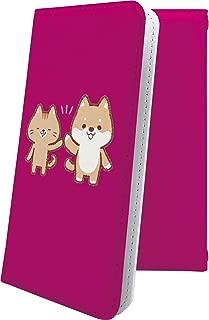 iPhoneXR/iPhoneXS Max ケース 手帳型 豆柴 まめしば ねこ 猫 猫柄 にゃー アイフォン アイフォーン アイホン テンアール テンエス マックス 手帳型ケース 犬 いぬ 犬柄 iphone xr xs xsmax 女の子 女子 女性 レディース