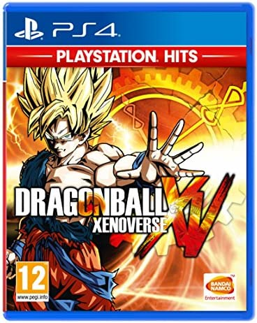 Playstation Hits Dragon Ball Xenoverse PS4 product image