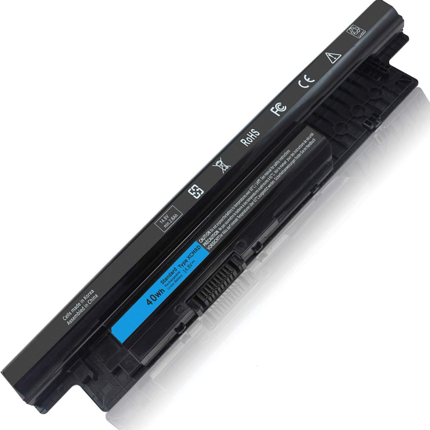 Popularity XCMRD 40WH Ranking TOP13 Laptop Battery MR90Y Inspiron 15 Compatible Dell with