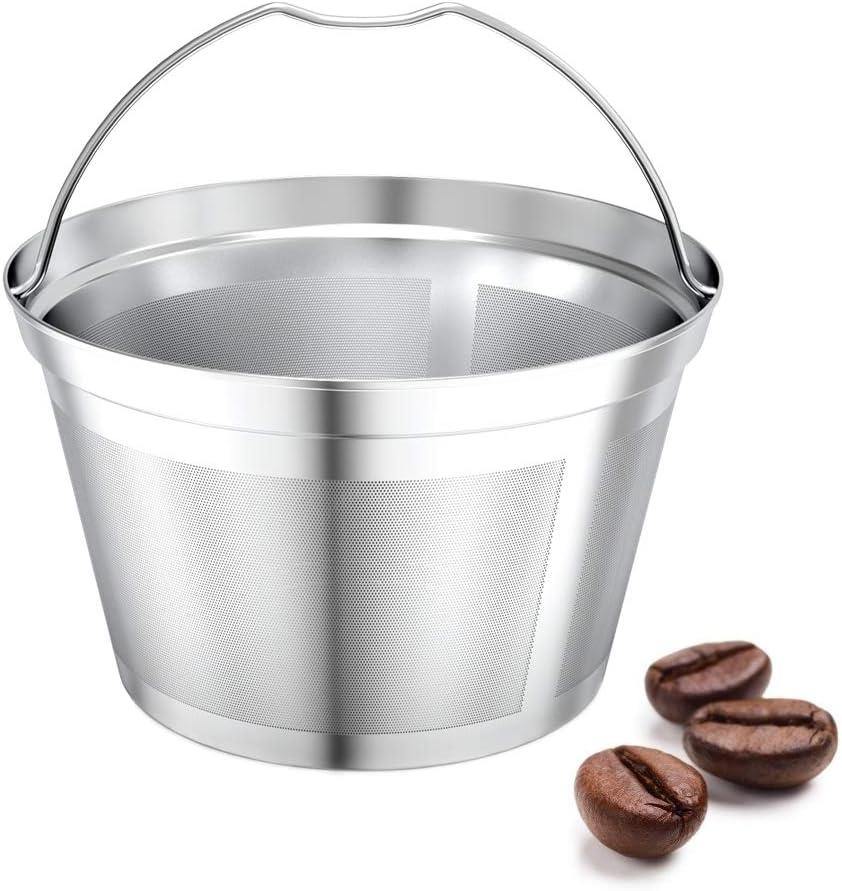 Nicelucky Bunn coffee Finally resale start filter reusable 8 10 replace basket cup 12 Max 56% OFF