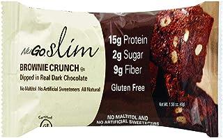 Nugo Bar Slim Brownie Crunch, 1.59 oz