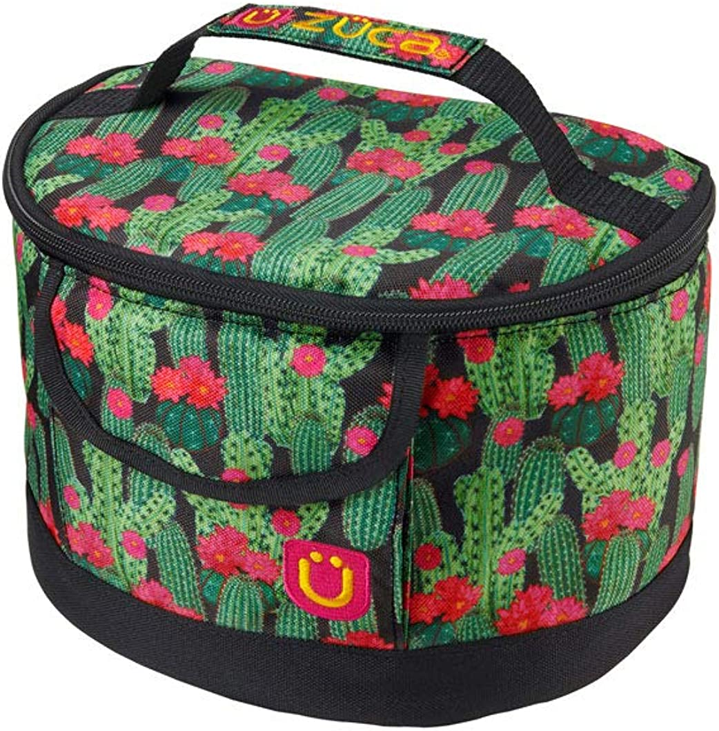 Zuca Lunchbox Fort Worth Mall Blossoms Desert SEAL limited product