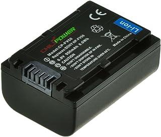 Batería ChiliPower Sony NP-FV50 NP-FV30 NP-FV40 950mAh para Sony DCR-SR15 SR21 SR68 SR88 SX15 SX21 SX44 SX45 SX63 SX65 SX83 SX85 FDR-AX100 HDR-CX160 CX190 CX260V CX290 CX360V CX380 CX430V CX520V CX550V CX560V CX580V CX700V CX760V CX900 HC9 PJ10 PJ30V PJ50 PJ200 PJ230 PJ260V PJ340 PJ380 PJ430V PJ540 PJ580V PJ650V PJ710V PJ760V PJ790V PJ810 TD20V TD30V XR350V XR550V HXR-NX30U NX70U