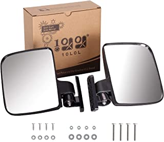 Best golf cart mirrors for sale Reviews