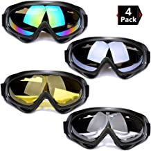 Best ski goggles for motorcycle Reviews