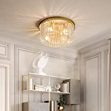 Chandeliers Magical Lights Golden Crystal Chandelier LED Ceiling Modern Ceiling Lamp Dining Room Study Foyer chandelier Ro...