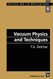 Best vacuum physics and techniques Reviews