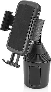 MidGard Universal Autohalterung für KFZ Getränkehalter, Cup Mount für Smartphones bis zu 9,5cm Breite