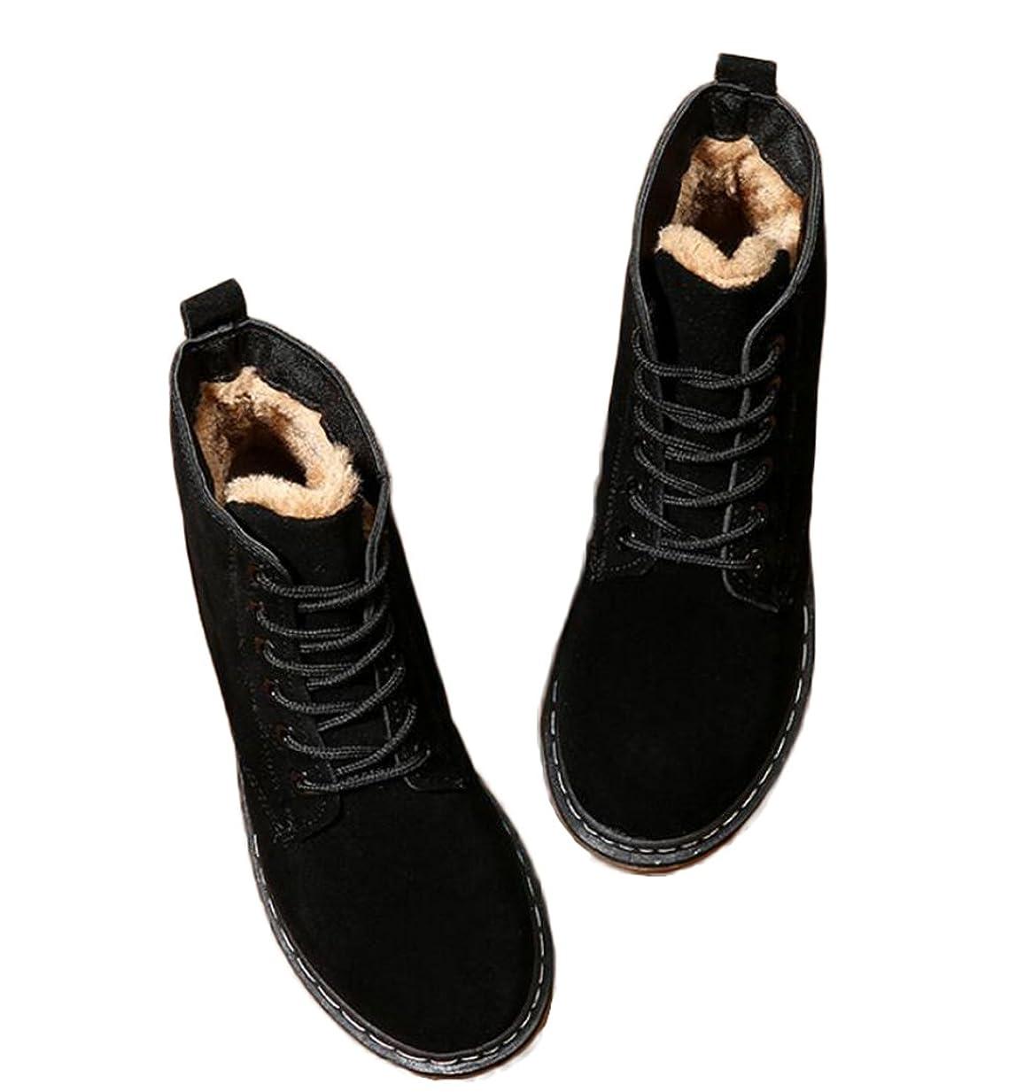 場所驚いた流行している[チェリーレッド] レディーズ 冬用ブーツ 防寒 ブーツスニーカー キャンバススニーカー 裏起毛