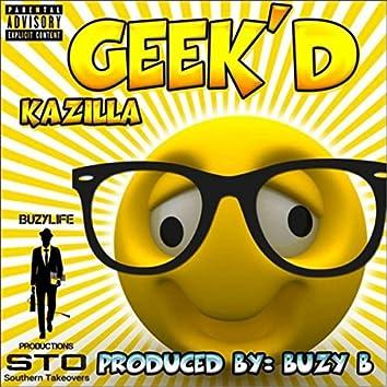 Geek'd (feat. Buzyb)