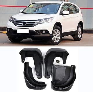DANDELG Almohadilla de la Cubierta del Pedal del pie Almohadillas del///Pedal de Freno Accesorios de la Cubierta de la Estera Aptos para Honda C-RV CRV 2012-2016 2017 2018 2019