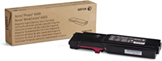 Xerox Phaser 6600/ WorkCentre 6605 Magenta High Capacity Toner Cartridge (6,000 Pages) - 106R02226