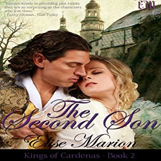 The Second Son audiobook cover art