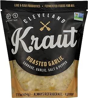 Cleveland Kraut (NOT A CASE) Roasted Garlic Sauerkraut