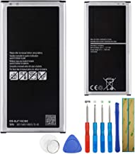 E-yiiviil Battery Replacement for Samsung J7 (2017), J7 Perx, J7 Sky Pro, J710, J727 - EB-BJ710 + Adhesive with Toolkit
