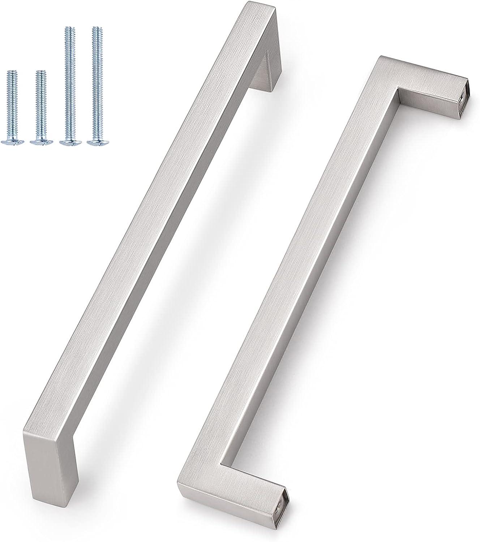 Probrico 30 Pack Kitchen Cabinet Drawer Over item handling ☆ Fdresser Handles Closet Opening large release sale