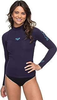 Roxy Womens 1Mm Syncro Long Sleeve Wetsuit Top for Women Erjw803008