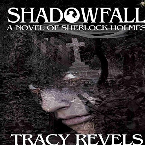 Shadowfall audiobook cover art
