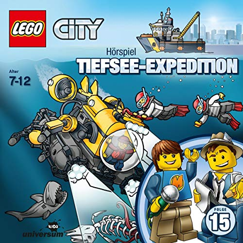 Tiefsee-Expedition - Der Schatz aus der Tiefe     Lego City 15              Autor:                                                                                                                                 N.N.                               Sprecher:                                                                                                                                 Patrick Bach,                                                                                        Flemming Stein,                                                                                        Klaus Dittmann,                   und andere                 Spieldauer: 46 Min.     Noch nicht bewertet     Gesamt 0,0