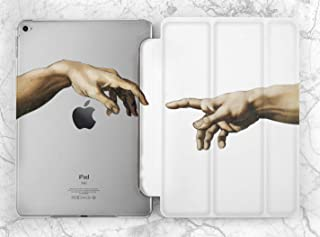 Minimalism Hand Painting Sky Case For Apple iPad Mini 1 2 3 4 5 iPad Air 2 3 iPad Pro 9.7 10.5 11 12.9 inch iPad 9.7 inch 2017 2018 2019