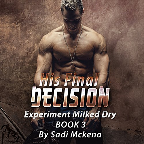 His Final Decision audiobook cover art