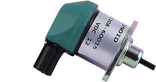 Cobeky Para Kubota D1005 D1105, D905 Apagado solenoide 17208-60015 17208-60016 17208-60017 17208-60010 12 V Stop Magnet Fuel Shutdown