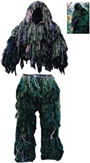 Bushrag Ghillie Pants, The Ultimate in Camouflage