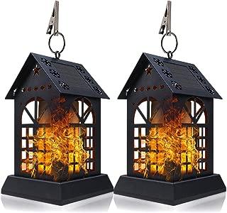 Best solar outdoor tabletop lanterns Reviews