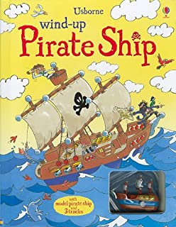 Wind-up Pirate Ship (Wind-up Books)
