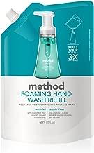 Method Foaming Hand Soap, Refill, Waterfall, 28 Fl Oz (Pack of 1)