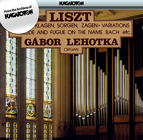 Variations on Weinen, Klagen, Sorgen, Zagen and Crucifixus from J.S. Bach's Mass in B Minor, S. 673 / R. 382: Variations on the motif