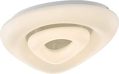 WOFI KUOPIO Plafonnier Plastique Blanc 36 W