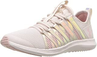 Under Armour Girls' Pre School Infinity Sneaker, French Gray (600)/French Gray, 2.5