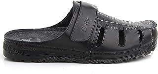 Batz KZ Slip-on Leather Mens Sandals Clogs