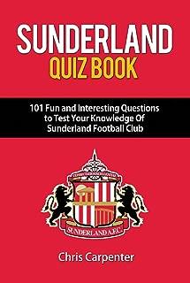 Sunderland Quiz Book: 2019/20 Edition