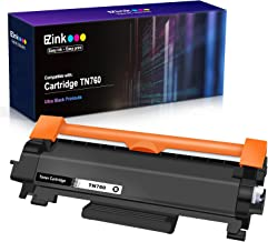 E-Z Ink (TM) Compatible Toner Cartridge Replacement for Brother TN760 TN730 TN-760 TN-730 to Use with HL-L2350DW MFC-L2750DW MFC-L2710DW DCP-L2550DW Printer (Black,1 Pack)