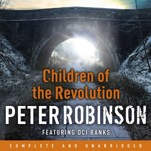 Children of the Revolution audiobook cover art