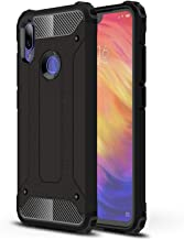 Designed for Xiaomi Redmi Note 6 Pro Case Heavy Duty Hybrid Dual Layer Shockproof Protective Cover