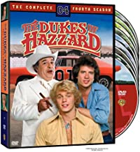 DUKES OF HAZZARD: SEASON 4 (DVD)