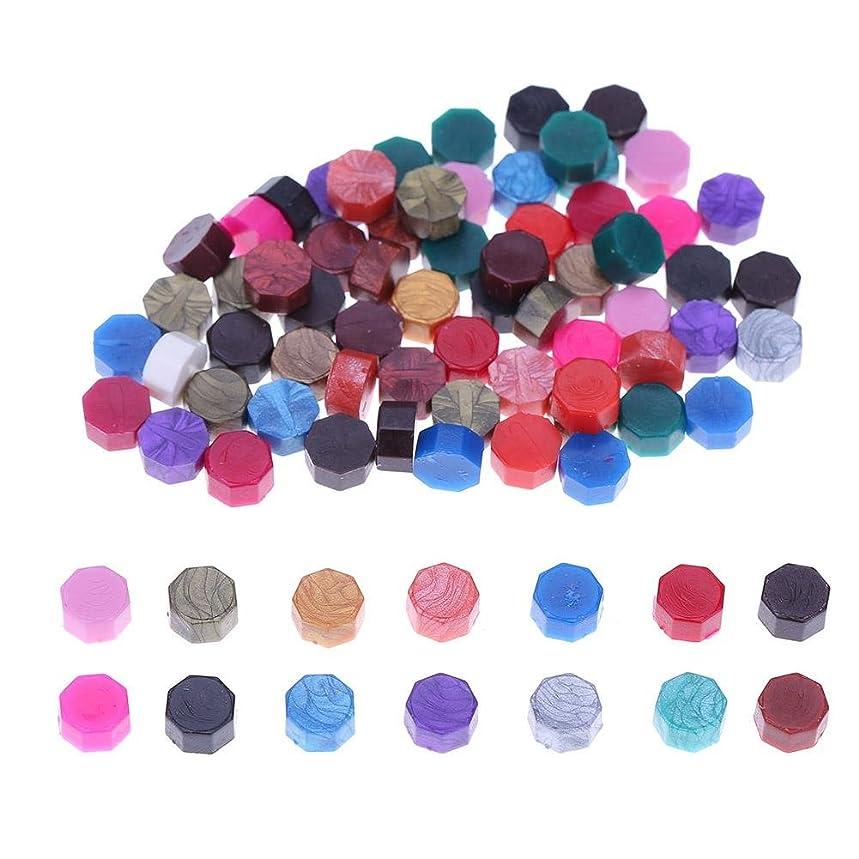 100pcs/lot Sealing Wax Beads Vintage Sealing Wax Tablet Pill Beads for Envelope Wax Seal - E