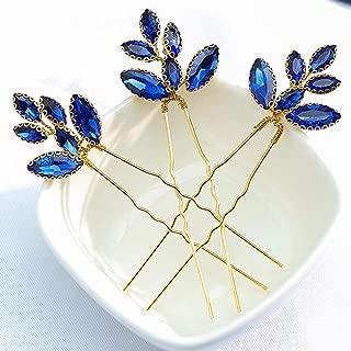 Best blue bridal hair pins Reviews