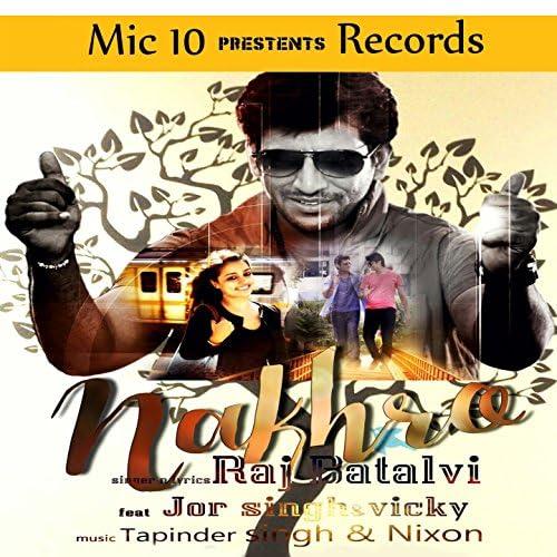 Raj Batalvi feat. Jor Singh & Vicky