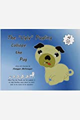 """The """"Ugly"""" Pugling - Calliope the Pug Staple Bound"""
