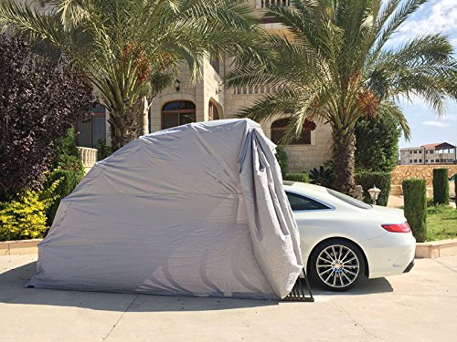 single car carport - 2