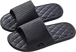 HAOYA Shower Non-Slip Slippers, Bathroom Slipper, House and Pool Sandals Slipper, in-Door Lightweight Slipper for Women an...